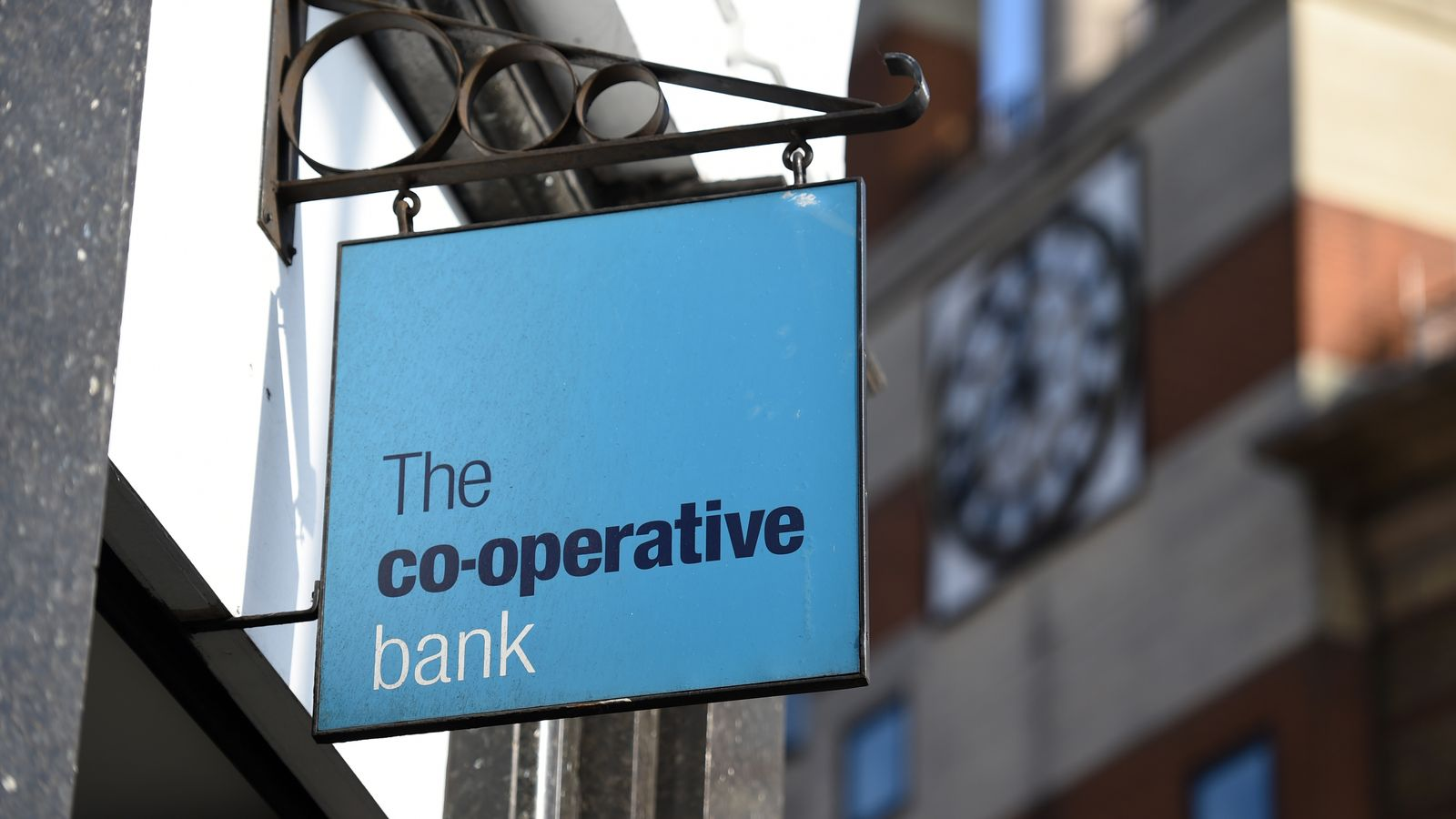 Co-operative Bank in shock merger approach to rival lender TSB