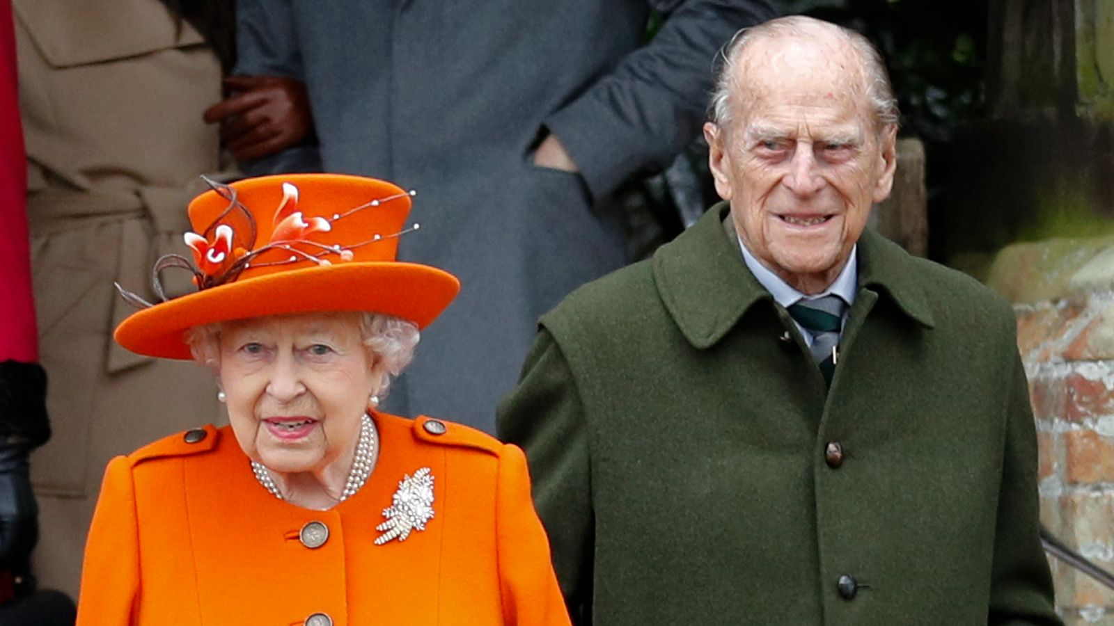 Queen and Prince Philip to skip Christmas in Sandringham for first time in 33 years