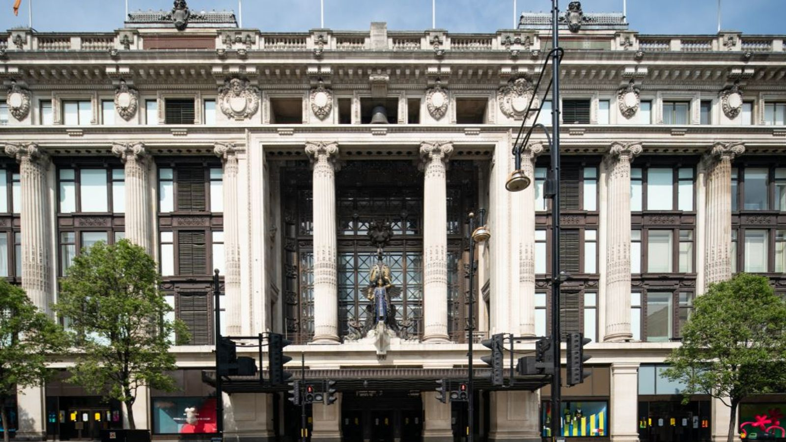 Selfridges could fetch £4bn as 'for sale' sign goes up