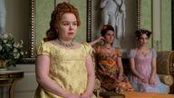 Nicola Coughlan as Penelope Featherington. Pic: Netflix