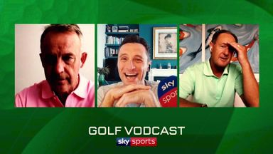 Sky Sports Golf: Vodcast shockers!