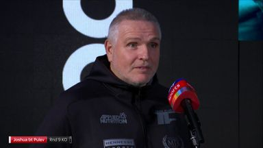Peter Fury: Tyson's a tougher fight