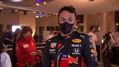 Albon: Great result for us