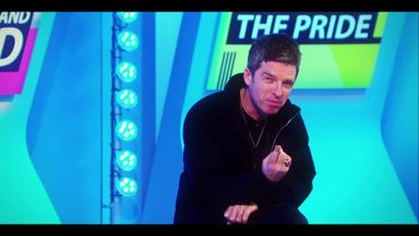 Neville, Carra & Noel Gallagher on Soccer AM!