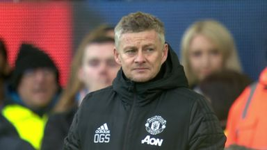 'No surprise to see Woodward back Ole'