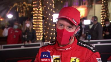 Vettel: My race was irrelevant