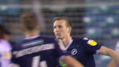Bodvarsson levels it for Millwall