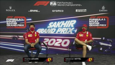 Ferrari: Sakhir GP press conference