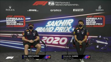 Red Bull: Sakhir GP press conference
