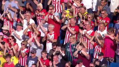 Hassenhuttl welcomes fans return