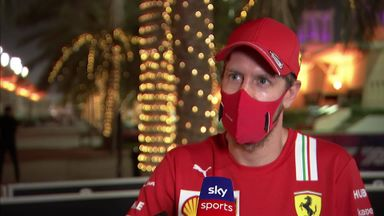 Vettel: Grosjean crash fire was a big shock