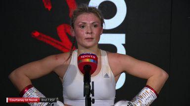 Courtenay banishes Ball defeat