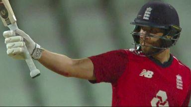 Malan leads England to series sweep