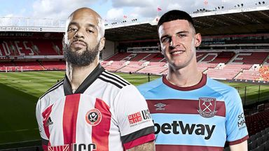 PL: Sheffield United v West Ham