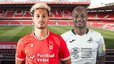 EFL Hlts: Nott'm Forest v Swansea