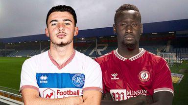 EFL Hlts: QPR v Bristol City
