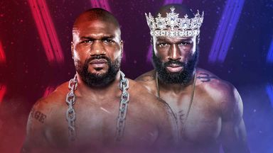 Bellator MMA: Rampage v King Mo 2
