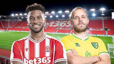 EFL Hlts: Stoke v Norwich