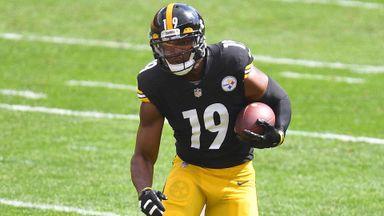 Ravens @ Steelers Hlts