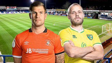EFL Hlts: Luton v Norwich