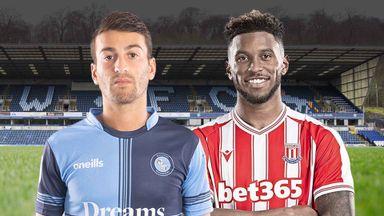EFL Hlts: Wycombe v Stoke