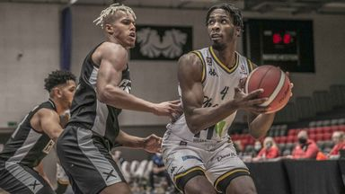 British Basketball League Match TB