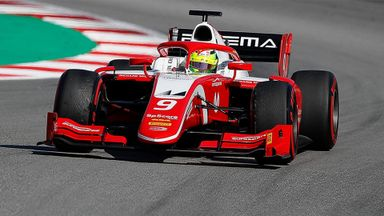 Sakhir F2 GP: Qualifying 04.12