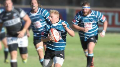 Currie Cup: Pumas v Griquas