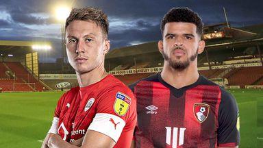 EFL Hlts: Barnsley v Bournemouth