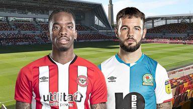 EFL Hlts: Brentford v Blackburn