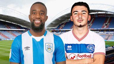 EFL Hlts: Huddersfield v QPR