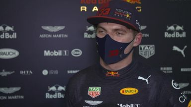Verstappen: We can do better