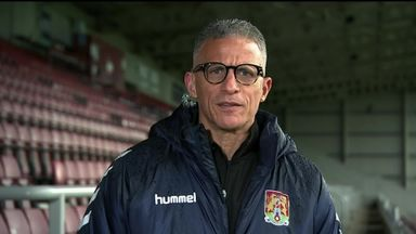 Curle: Supporters are our 12th man