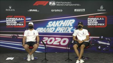 Mercedes: Sakhir GP press conference