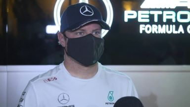 Bottas: It was a tricky day