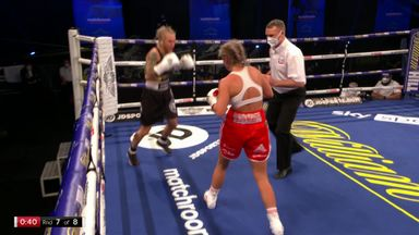 Courtenay back with huge KO!
