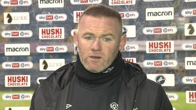 Rooney: Millwall booing was surprising