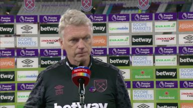 Moyes: We all knew the ball was out