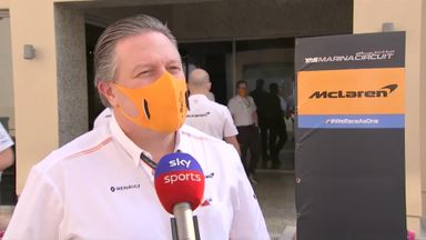 McLaren: Back in the hunt for success?