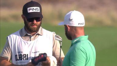 Golf in Dubai: R2 highlights