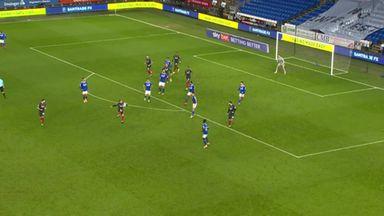Canos scores brilliant volley