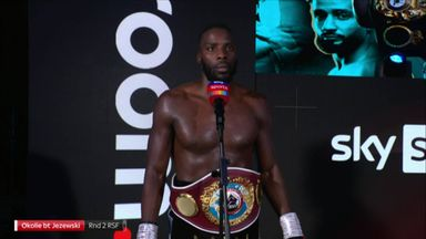 Okolie: I can beat the best