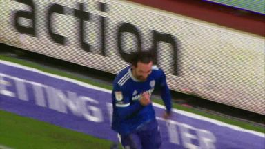 Morrison makes it 2-1 to Cardiff!