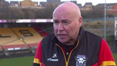 Kear: Process has done us good