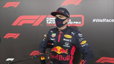 Top 3: Verstappen, Bottas & Hamilton