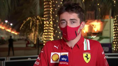 Leclerc not optimistic about Sakhir GP