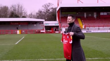 Wright: Crawley an amazing opportunity