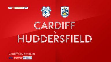 Cardiff 3-0 Huddersfield
