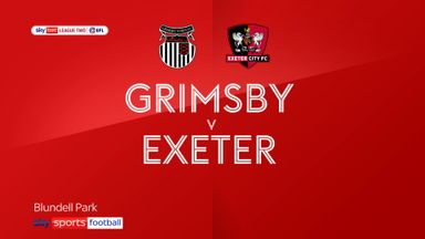 Grimsby 1-4 Exeter