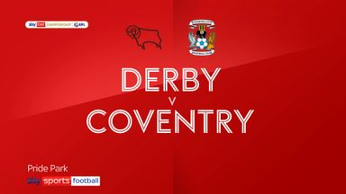 Derby 1-1 Coventry